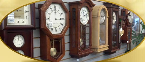 Clocks | Bozeman, MT | Benjamin Jewelers | 406-586-9402