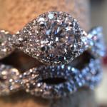 Wedding Set   Benjamin Jewelery   Bozeman, MT