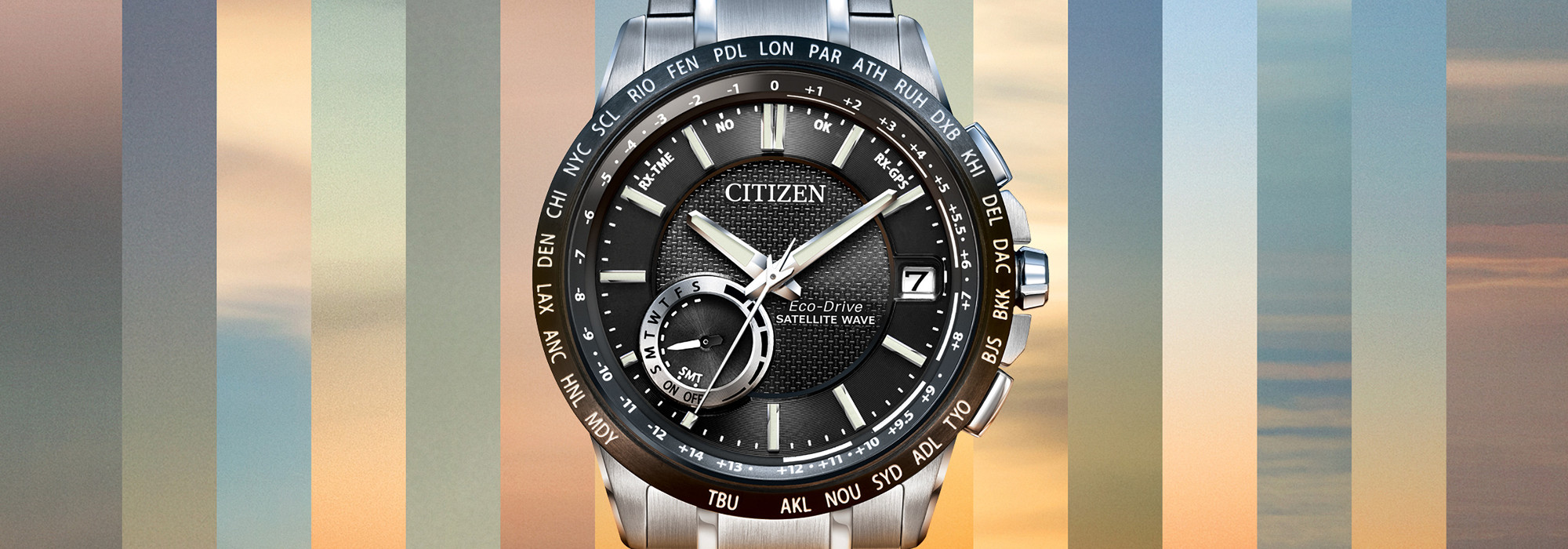Citizen Watch cc3005 | Benjamin Jewelers | Bozeman, MT